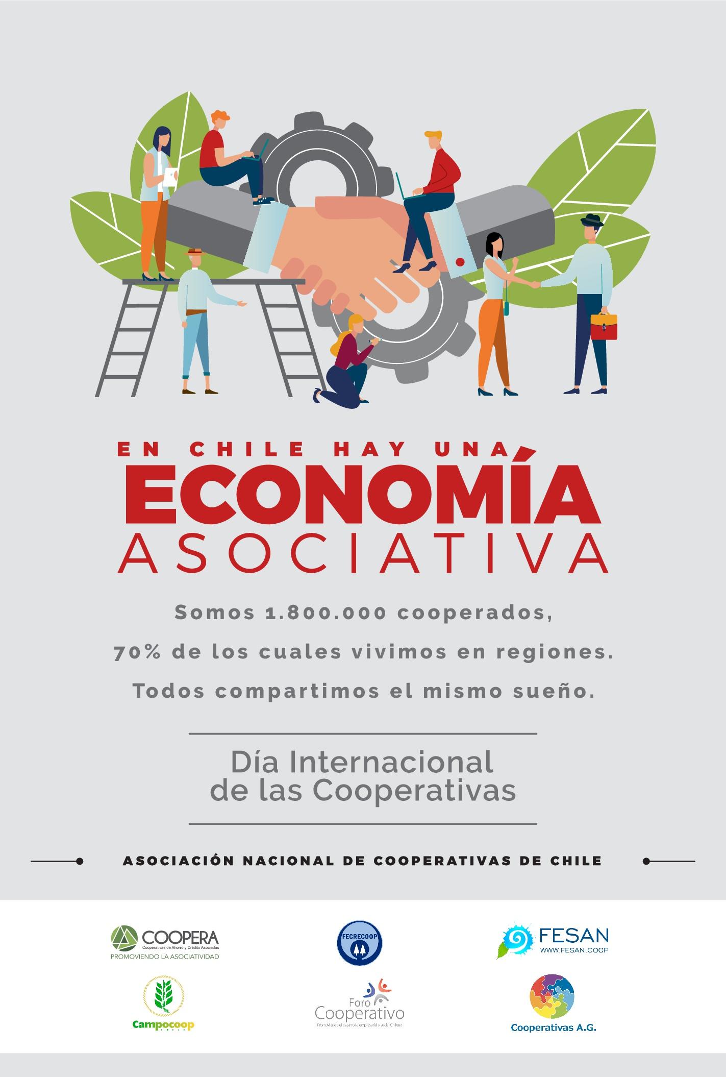 Se celebra el Día Internacional de las Cooperativas