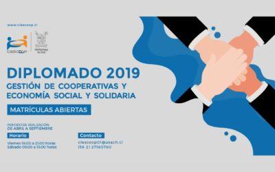 Inscríbete al Diplomado en Gestión de Cooperativas y Economía Social y Solidaria