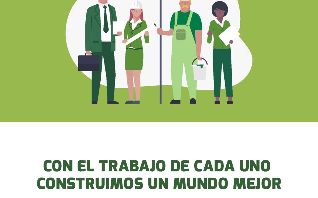 Mensaje de nuestro Presidente, Rodrigo Silva, con motivo del Día Internacional del Trabajo