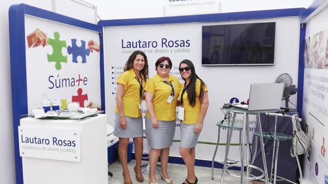 Cooperativa Lautaro Rosas cumple 57 años