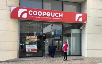 """Coopeuch: Moody's cambia de """"estable"""" a """"positiva"""" la clasificación de su deuda internacional"""