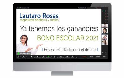 Lautaro Rosas premia el esfuerzo académico de los hijos de sus socios
