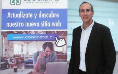 Felipe Massu asume como nuevo Gerente General de Coocretal