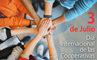 Cooperativa Lautaro Rosas celebró el Día Internacional de las Cooperativas