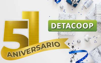 Detacoop cumple 51 años en el corazón del cooperativismo chileno